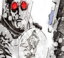 Mr. Freeze  Sticker