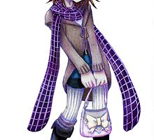 Winter Girl by cantabile