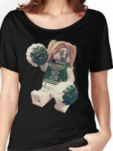 zombie cheerleader Women's Relaxed Fit T-Shirt