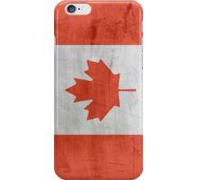 Flag Canada iPhone Case/Skin