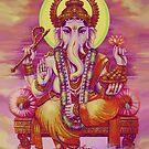 Ganapati Ganesha by svahha