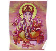 Ganapati Ganesha Poster