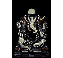 Ganesha Graffity graffiti swag streetwear swag Photographic Print