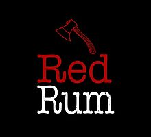 The Shining Red Rum Stephen King by millennialchic