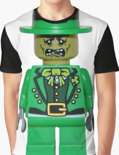zombie leprechaun Graphic T-Shirt