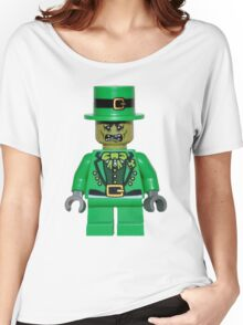 zombie leprechaun Women's Relaxed Fit T-Shirt