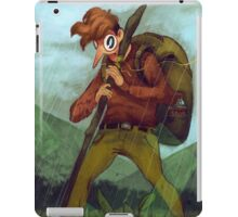 There Are Mountains to Climb iPad Case/Skin