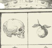 Sherlock Coat of Arms Sticker