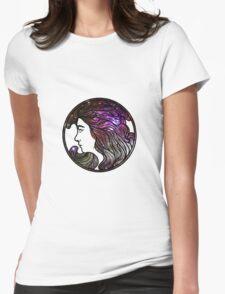 Lorde Nebula Symbol Womens Fitted T-Shirt