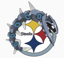 Pittsburgh Steelix - Mega Edition  by Swagilyph