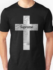 Supreme Cross Edition T-Shirt