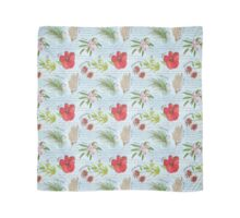 South Carolina Beach Flowers Scarf