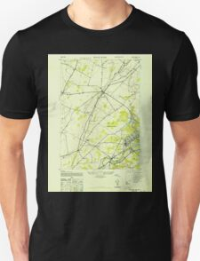 New York NY Black River 123314 1948 24000 T-Shirt