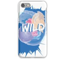 WILD iPhone Case/Skin