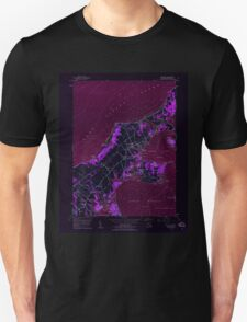 New York NY Southold 136219 1956 24000 Inverted T-Shirt