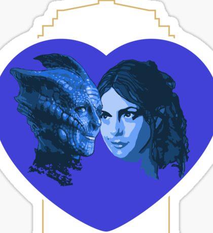VALENTINE LOVE Sticker