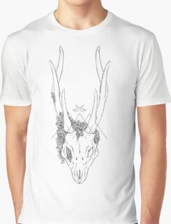 Garden of the Stag Graphic T-Shirt