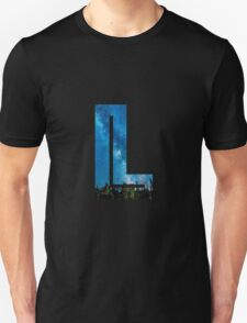 The Letter L - Starry Night T-Shirt
