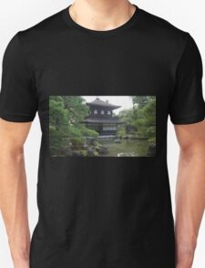 Silver Shrine Kyoto Japan T-Shirt
