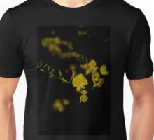 Scotch Broom (Cytisus scoparius) Unisex T-Shirt