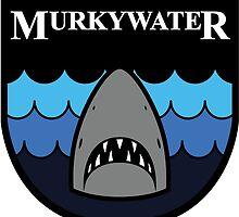 Payday 2 - Murkywater Shield Logo  by snailgazer