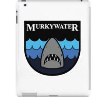 Payday 2 - Murkywater Shield Logo  iPad Case/Skin