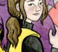 Kitty Pryde Sticker