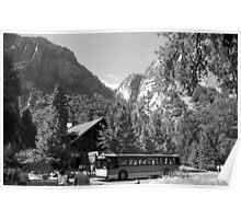 Yosemite Yosemite Village Plate 12 Poster