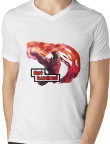 Dunk Master Darius, Get Dunked Mens V-Neck T-Shirt