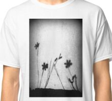 shadow of a flower Classic T-Shirt