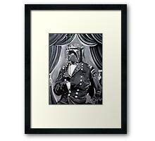 Civil War Boba Fett Framed Print