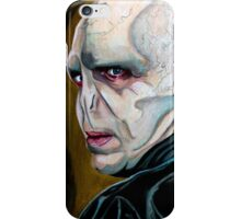Lord Voldemort iPhone Case/Skin