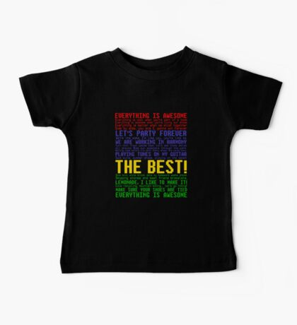 Awesome, everything it is. Baby Tee