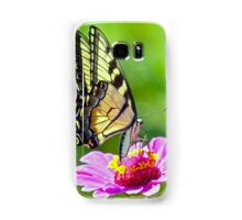 Tiger Swallowtail Butterfly Samsung Galaxy Case/Skin