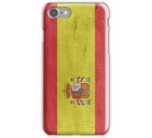 Flag Spain iPhone Case/Skin