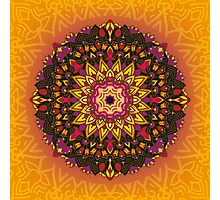 - Oriental motifs 3 - Photographic Print