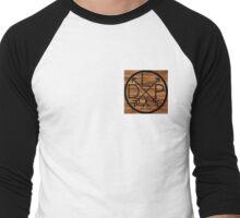 DLP Men's Baseball ¾ T-Shirt