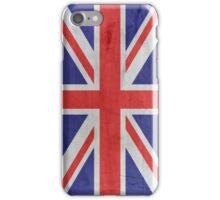 Flag United Kingdom iPhone Case/Skin