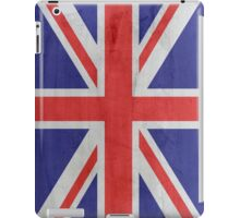 Flag United Kingdom iPad Case/Skin