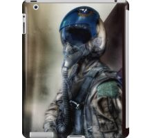 """Air Force Test Pilot"" iPhoneography iPad Case/Skin"