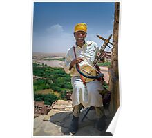 The Musician of Ait BenHaddou Poster
