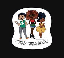 Curly Girls Rock!  Women's Tank Top