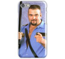 Big Boss Man iPhone Case/Skin