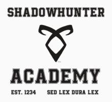 Shadowhunter Academy V1 Baby Tee
