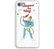 Respect The Condiment King iPhone Case/Skin