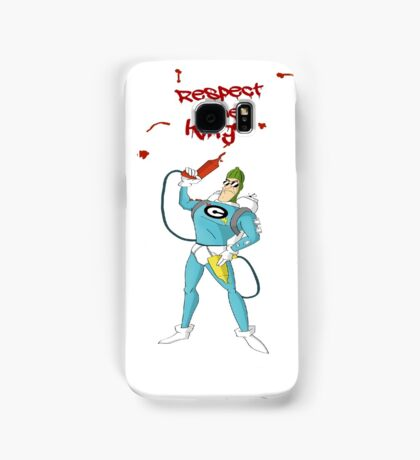 Respect The Condiment King Samsung Galaxy Case/Skin