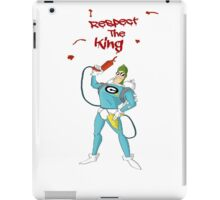 Respect The Condiment King iPad Case/Skin