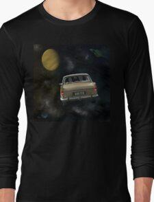 Travellers 4 - by Anne Winkler Long Sleeve T-Shirt