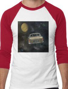 Travellers 4 - by Anne Winkler Men's Baseball ¾ T-Shirt