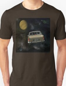 Travellers 4 - by Anne Winkler Unisex T-Shirt